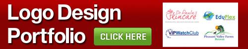 Logo design port button1 Logo Design