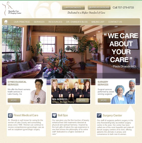 port inner dr Specialty Care