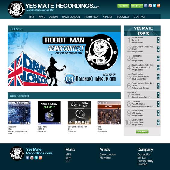 port inner ymr Yes Mate Recordings